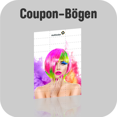 Coupon-Bögen