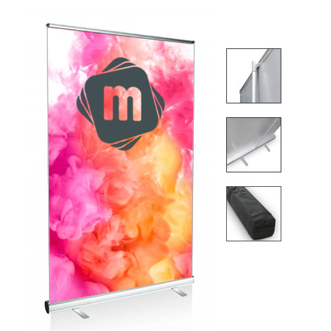 Roll-Up Classic Large, 510g PVC-Plane, 200x250cm